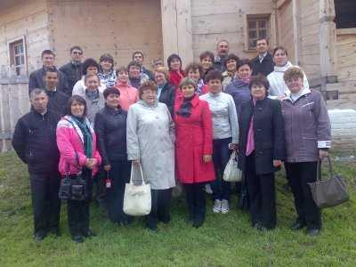 Наши учителя путешественники.